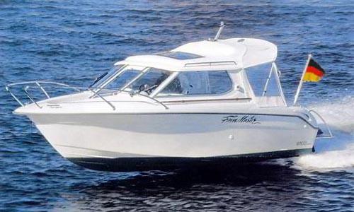 Charter- & Ausbildungsboot